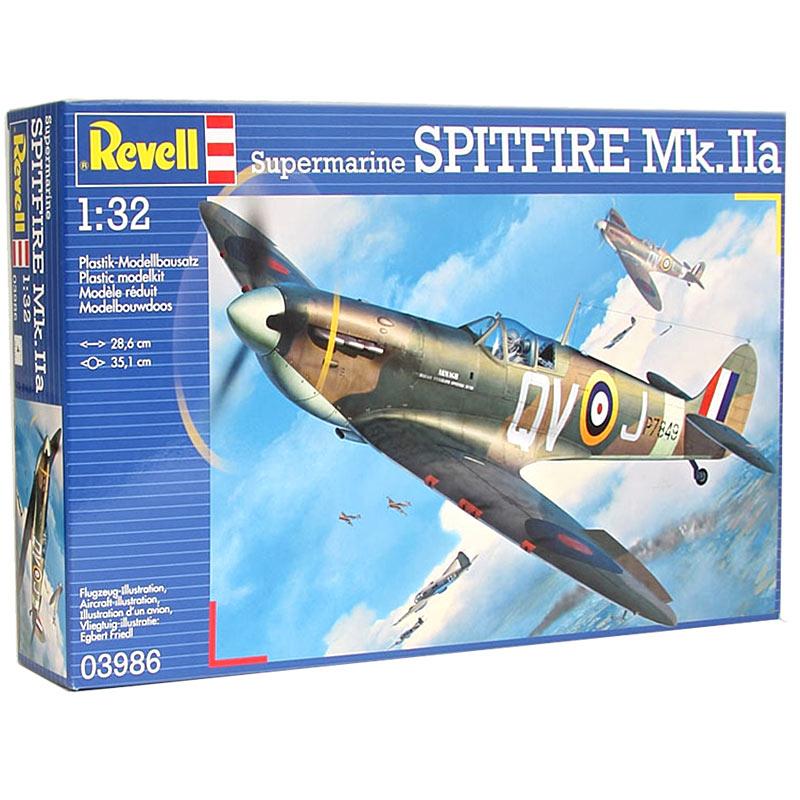 REVELL-Military-Aircraft-Plastic-Model-Kit-1-32-Scale-Kit-Choice miniatuur 27