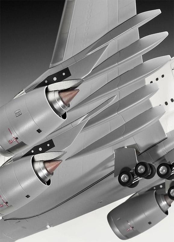 Revell-1-144-Civilian-Aircraft-Plastic-Model-Kit-Kit-Choice thumbnail 22