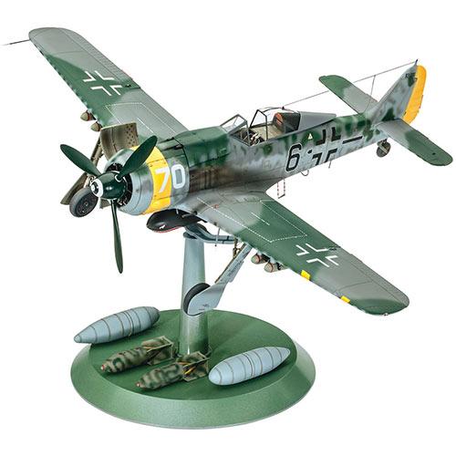 REVELL-Military-Aircraft-Plastic-Model-Kit-1-32-Scale-Kit-Choice miniatuur 36