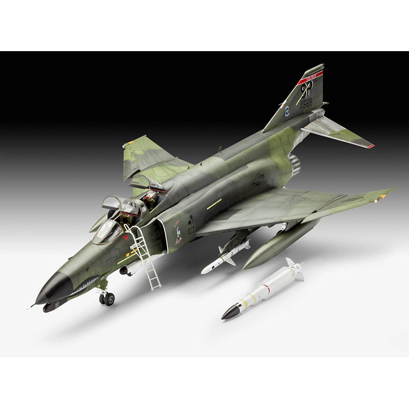 REVELL-Military-Aircraft-Plastic-Model-Kit-1-32-Scale-Kit-Choice miniatuur 40