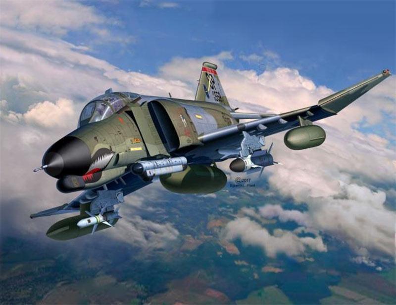 REVELL-Military-Aircraft-Plastic-Model-Kit-1-32-Scale-Kit-Choice miniatuur 42