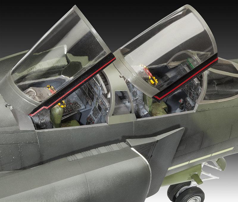 REVELL-Military-Aircraft-Plastic-Model-Kit-1-32-Scale-Kit-Choice miniatuur 41