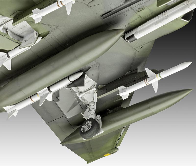 REVELL-Military-Aircraft-Plastic-Model-Kit-1-32-Scale-Kit-Choice thumbnail 45