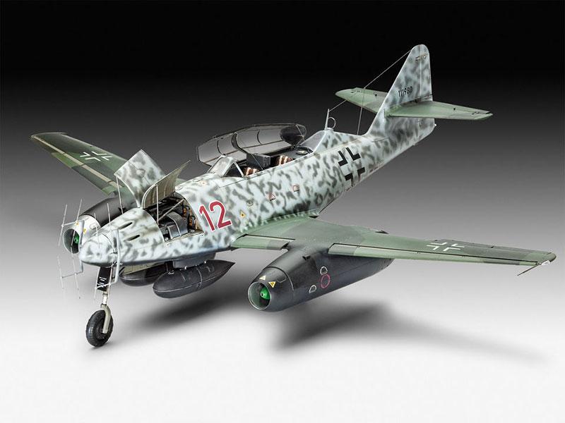 REVELL-Military-Aircraft-Plastic-Model-Kit-1-32-Scale-Kit-Choice miniatuur 47
