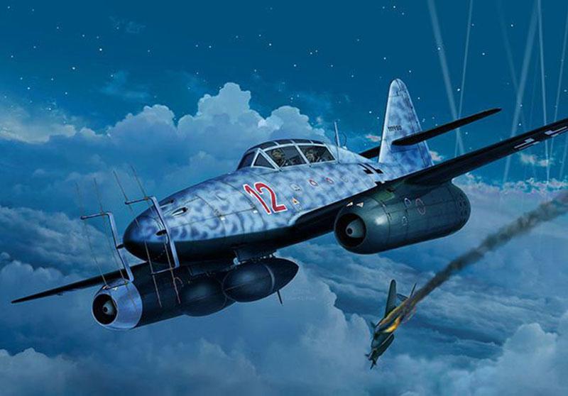 REVELL-Military-Aircraft-Plastic-Model-Kit-1-32-Scale-Kit-Choice miniatuur 48