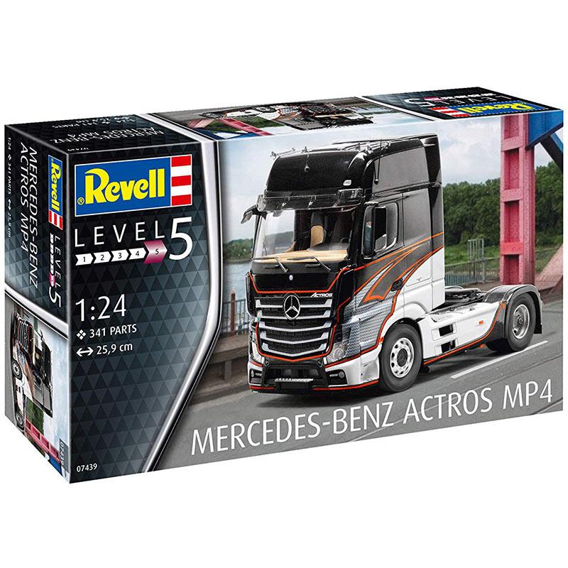 Revell-1-24-Cars-Bikes-amp-Trucks-Plastic-Model-Kit-Kit-Choice thumbnail 43