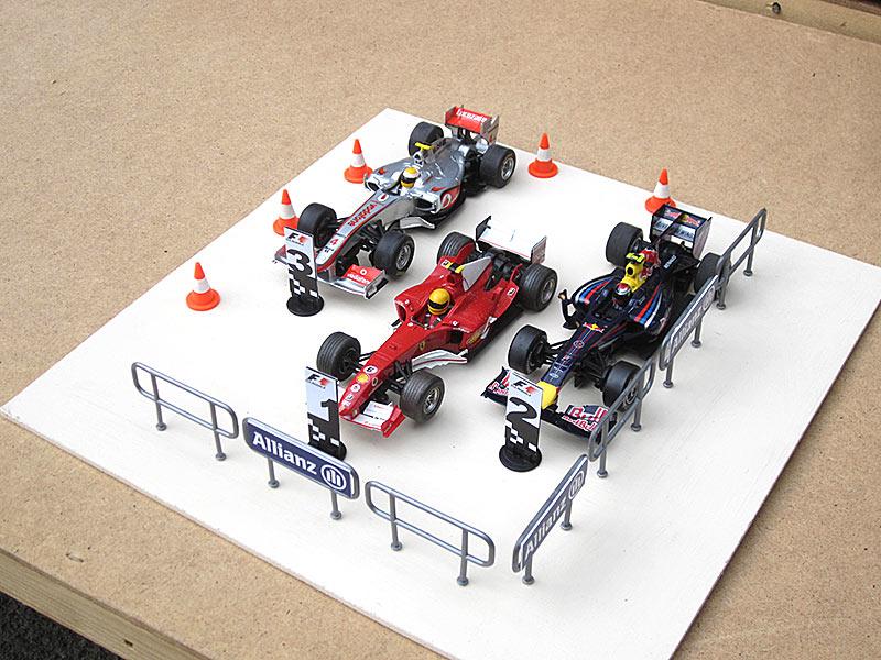 Scalextric-Accesorios-para-1-32-Track-Disenos-barreras-edificios-puentes-placas miniatura 60
