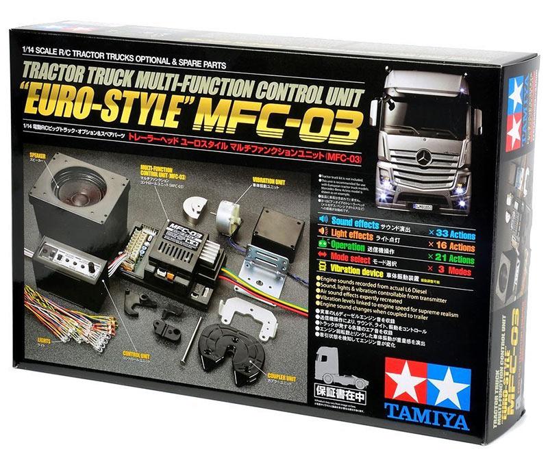 TAMIYA-RC-camions-remorques-et-radio-faisceaux-Choisir