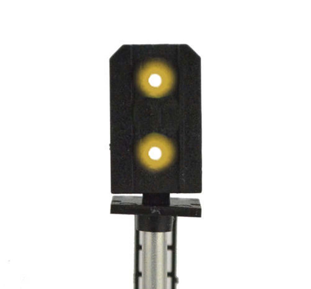 Train Tech *Sensor Signal (RH Feather) - Multi 4 Aspect HO/OO Gauge TTSS10R