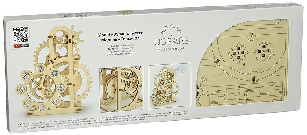 UGEARS-Mechanical-Wooden-Model-Kits-Choose-from-the-drop-down-menu thumbnail 7