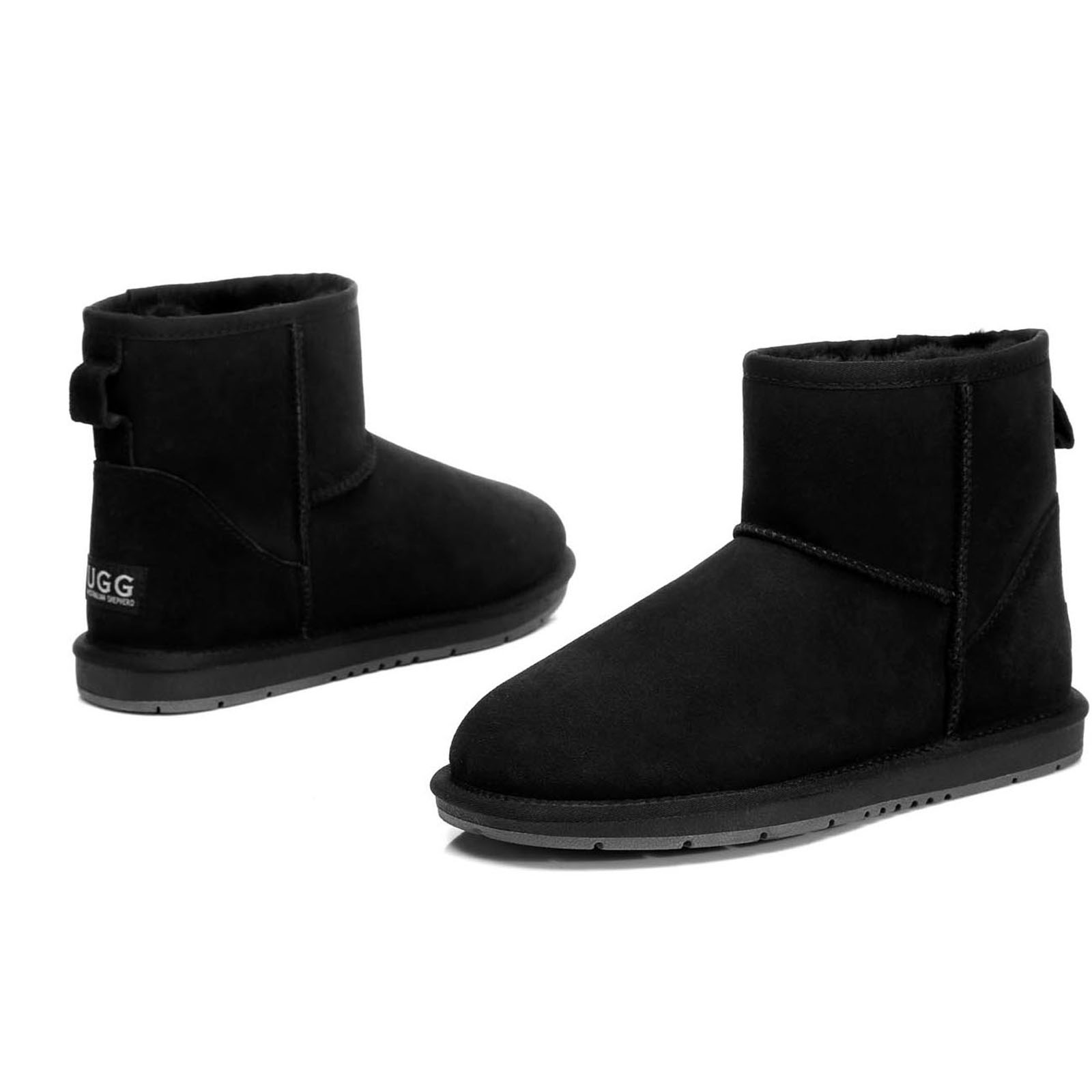 Ugg-Boots-Women-Men-Mini-Classic-Australian-Sheepskin-