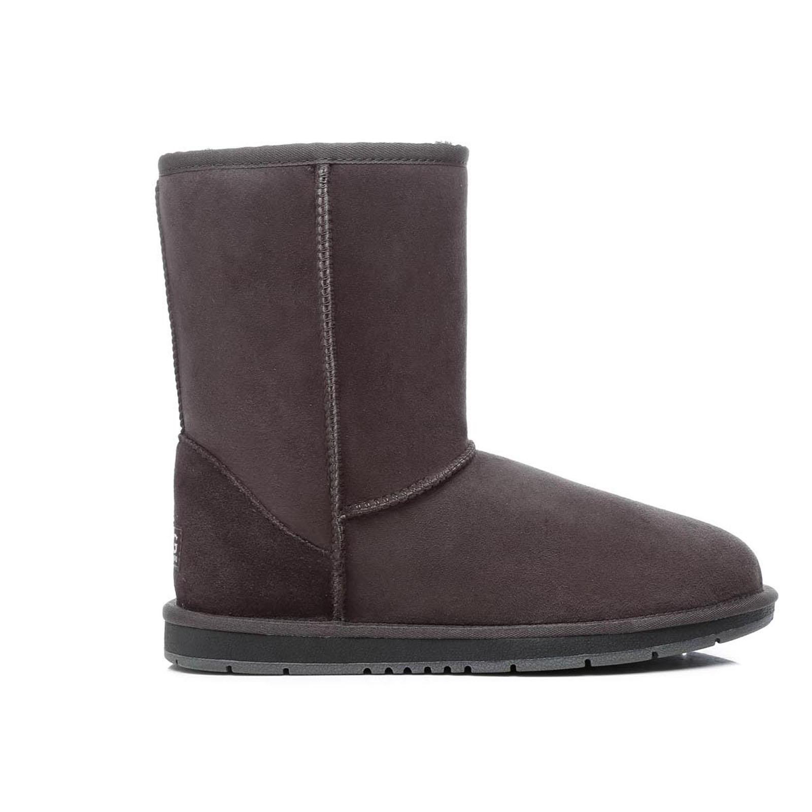 Ugg-Boots-Women-Men-Classic-Short-Australian-Sheepskin-Water-Resistant-Outdoor