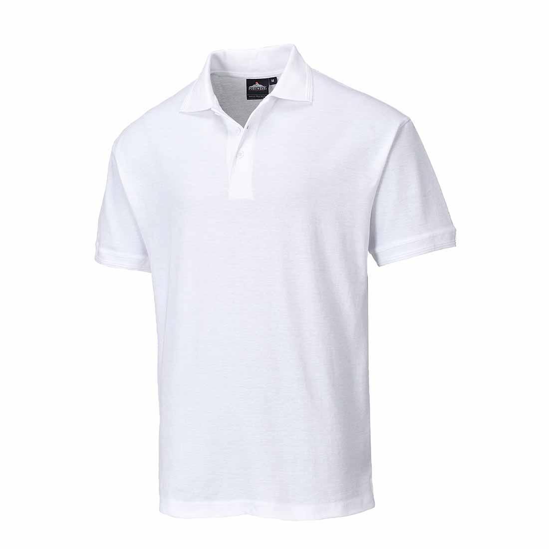 Portwest-Work-Casual-Naples-Mens-Short-Sleeved-Polo-Shirt thumbnail 25