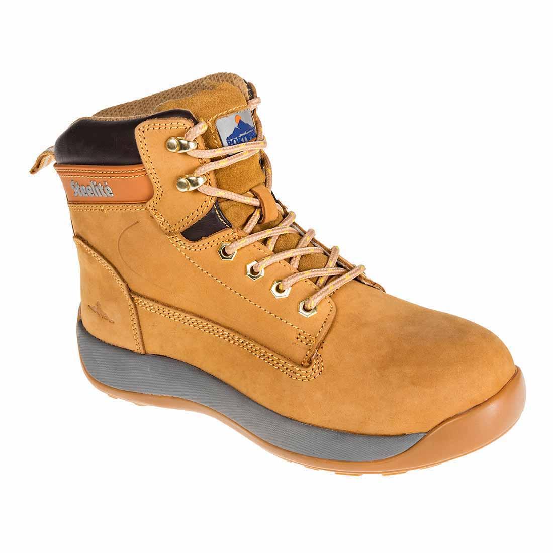 SUw - Steelite Safety Constructo Nubuck Workwear Ankle Safety Steelite Boot S3 HRO 369ee6