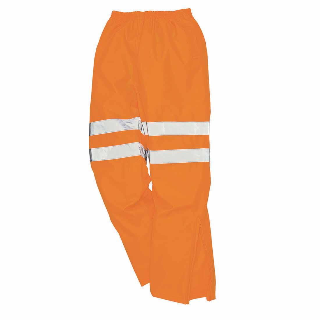 Portwest-Hi-Vis sécurité Workwear Workwear sécurité Respirant Rails Côté Pantalon 81bd89