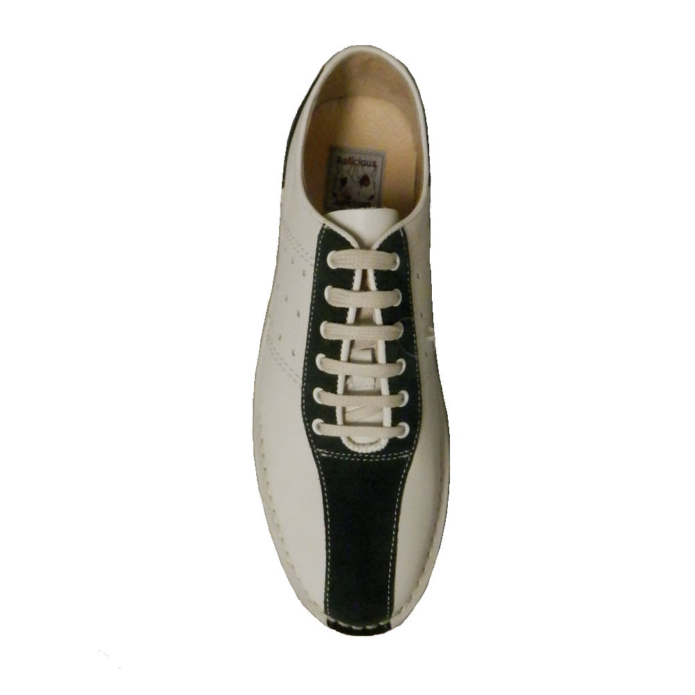 Mens Suede Bowling Shoes