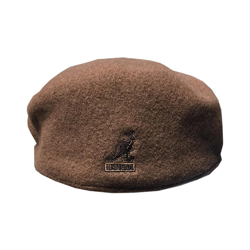 8117015d9 Details about Kangol Flat Cap Style 504 With Kangaroo Logo