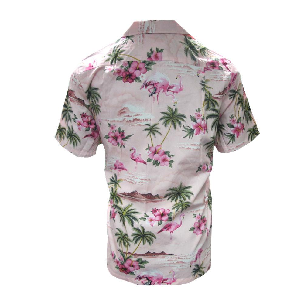 8d45322fb Robert-J-Clancey-Flamingo-Rockabilly-Authentic-Hawaiian-Shirt thumbnail