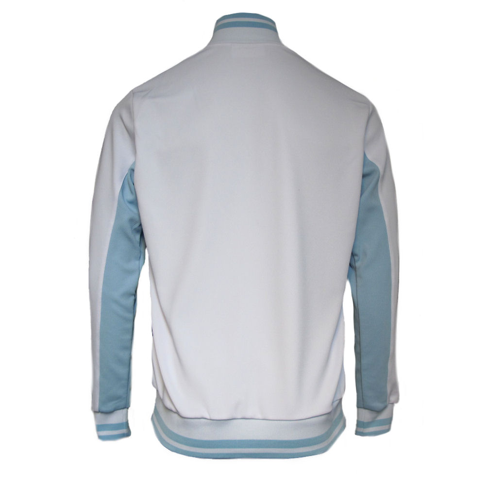 681558c0 Mens Fila Vintage White Line Retro Tiebreaker Track Jacket | eBay