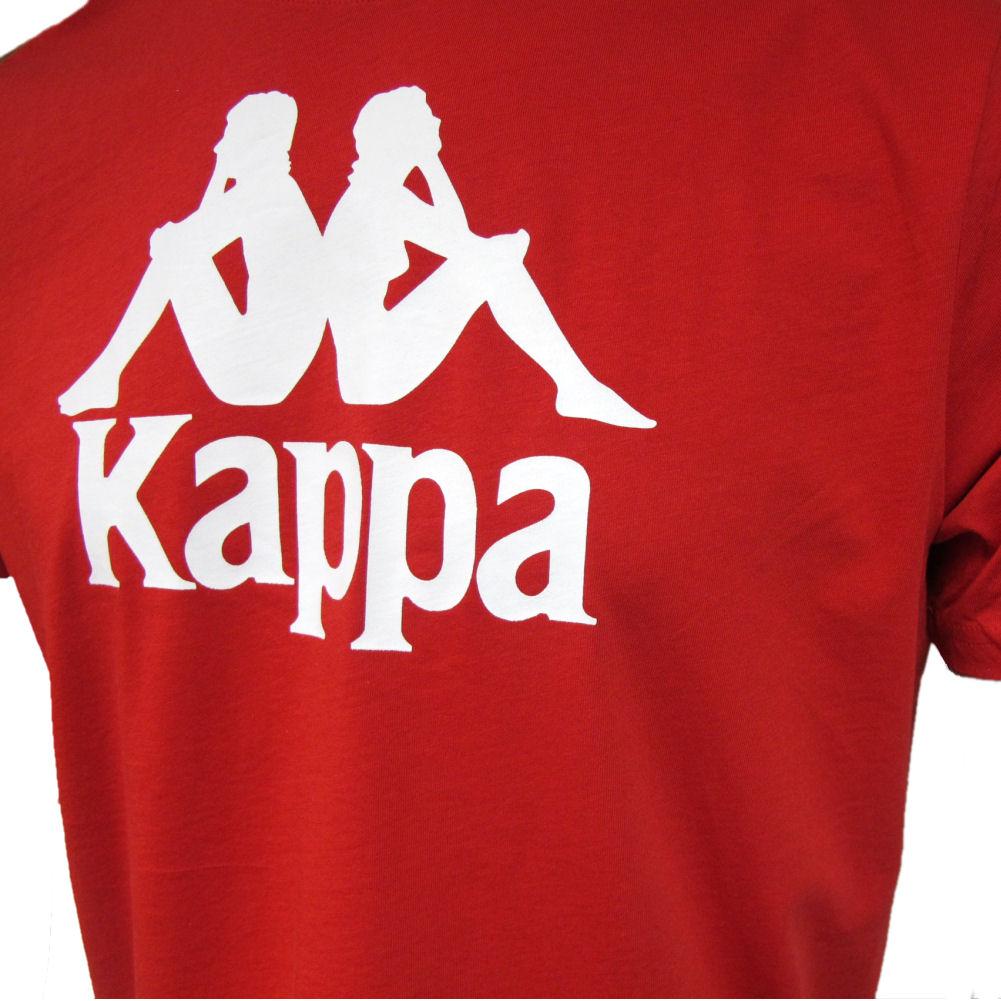 47b7f56dd17c6 Mens Kappa Authentic Estessi Classic Crew Neck T-Shirt