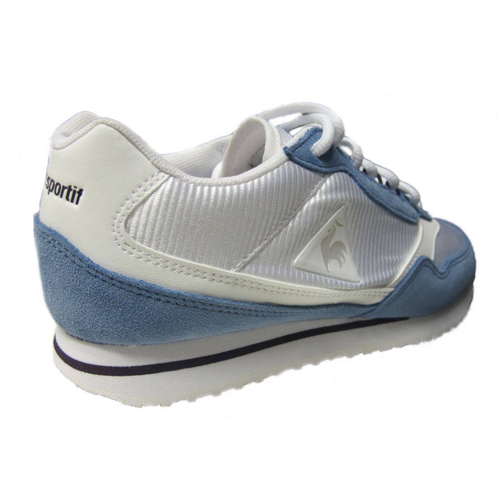 8d94dad097d Womens Le Coq Sportif Louise Sport Retro Running Trainers
