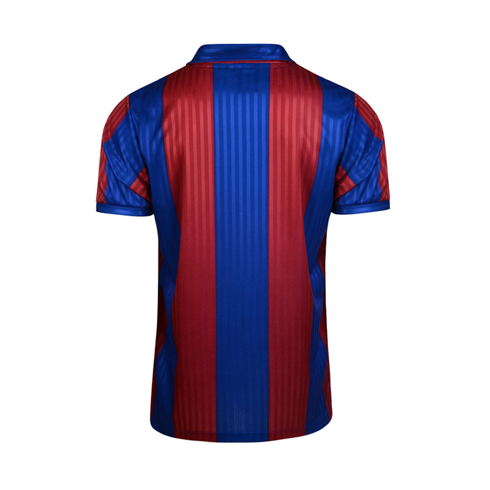 fútbol camiseta de licencia hombre Barcelona con Retro para 1992 Replica de 80Yw5Uq