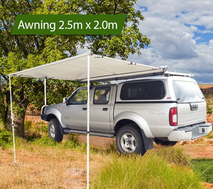 Outbaxcamping 1st Quick View awning-2500