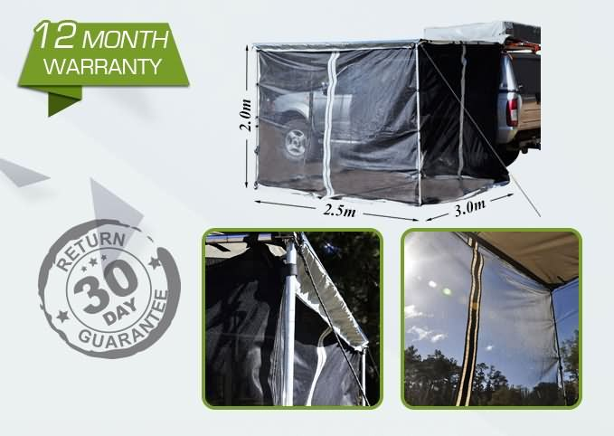 Outbaxcamping 1st Quick View awning-net-25-30