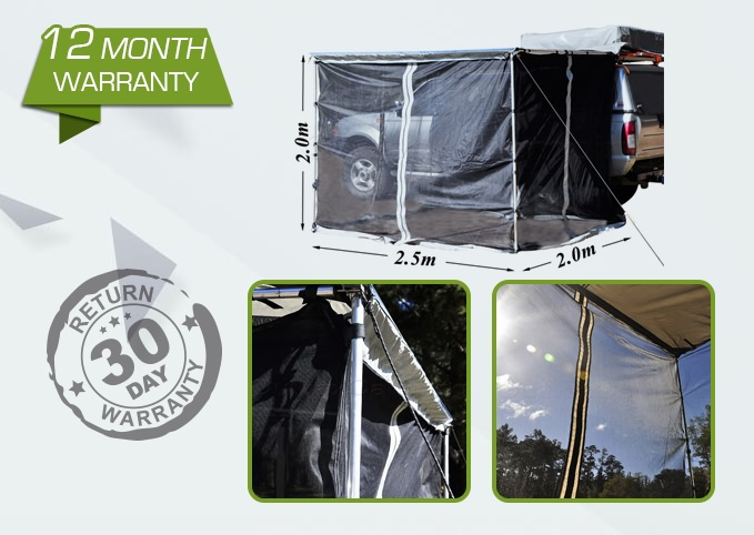Outbaxcamping 1st Quick View awning-net