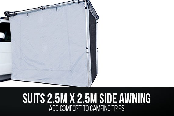 Outbaxcamping 6th Scenario 3m x 2m Awning