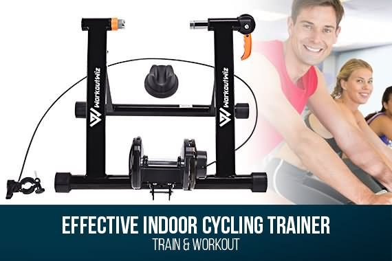 Outbaxcamping 9th Scenario Workout Wiz Indoor Bicycle