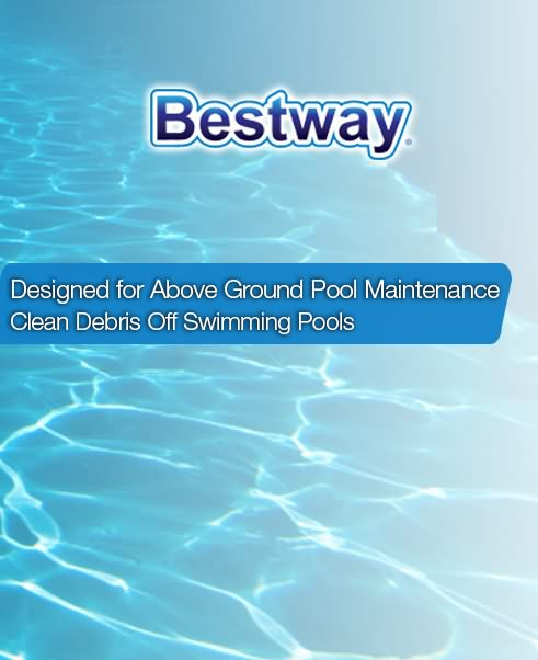 Bestway Aquaclimb Automatic Pool Cleaner With A Outbaxcamping