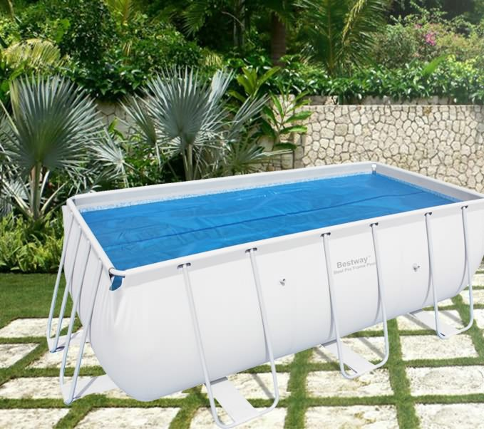 New Bestway Swimming Pool Cover 375 X 175cm Fits 56251 56241 56244 Uv Resistant Ebay