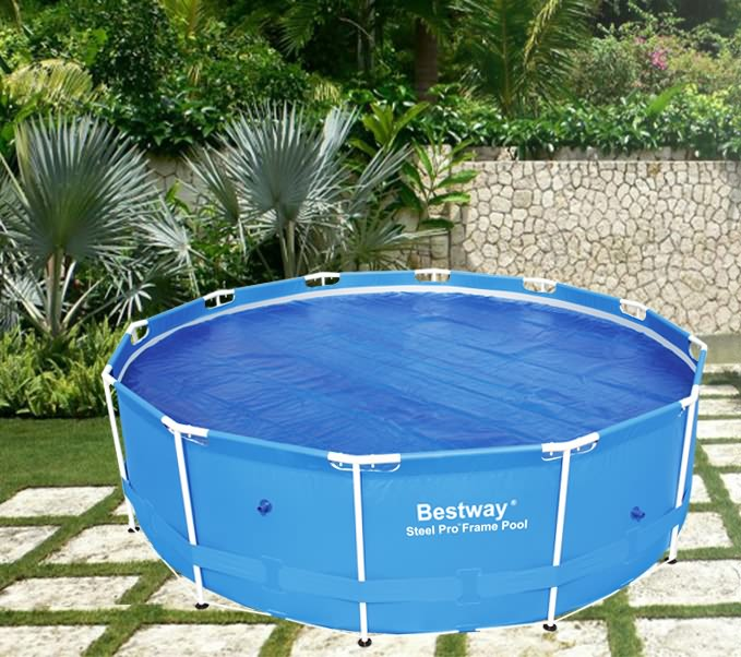 Bestway Swimming Pool Cover 3 5m Diameter Uv R