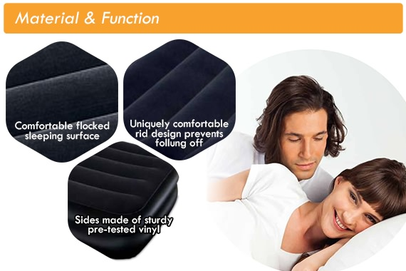 Outbaxcamping 2nd Scenario Bestway Luxury Air Bed