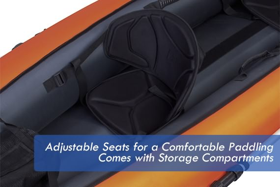 Outbaxcamping 3rd Scenario Bestway Inflatable Sit-On Kayak