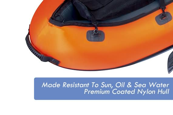 Outbaxcamping 5th Scenario Bestway Inflatable Sit-On Kayak