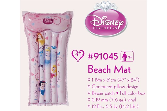 Outbaxcamping 1st Scenario Bestway Disney Princesses Inflatable
