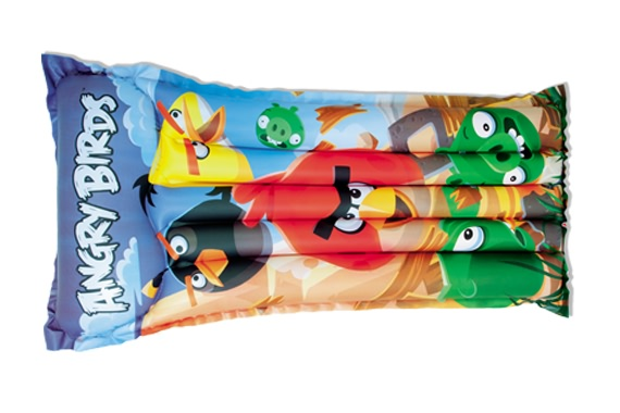 Outbaxcamping 1st Scenario Bestway Angry Birds Kids