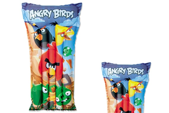 Outbaxcamping 4th Scenario Bestway Angry Birds Kids