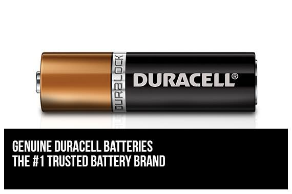 Outbaxcamping 6th Scenario Duracell AA Batteries x