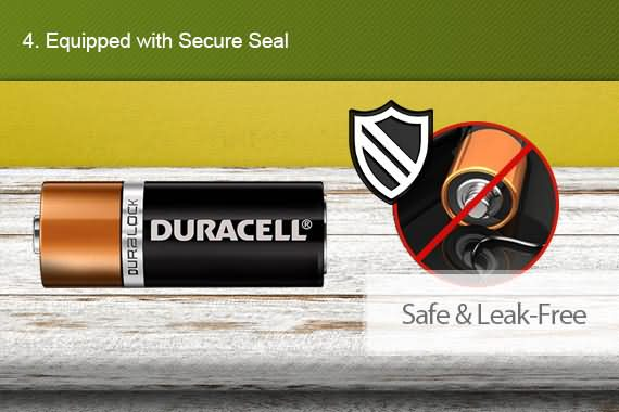 Outbaxcamping 4th Scenario Genuine Duracell D2 X2