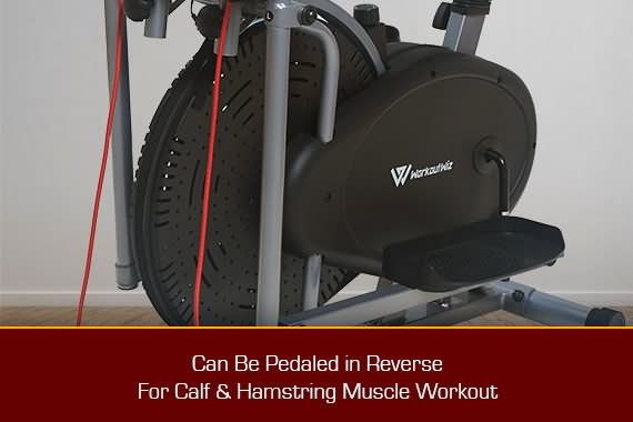 Outbaxcamping 7th Scenario Workout Wiz 5in1 Elliptical
