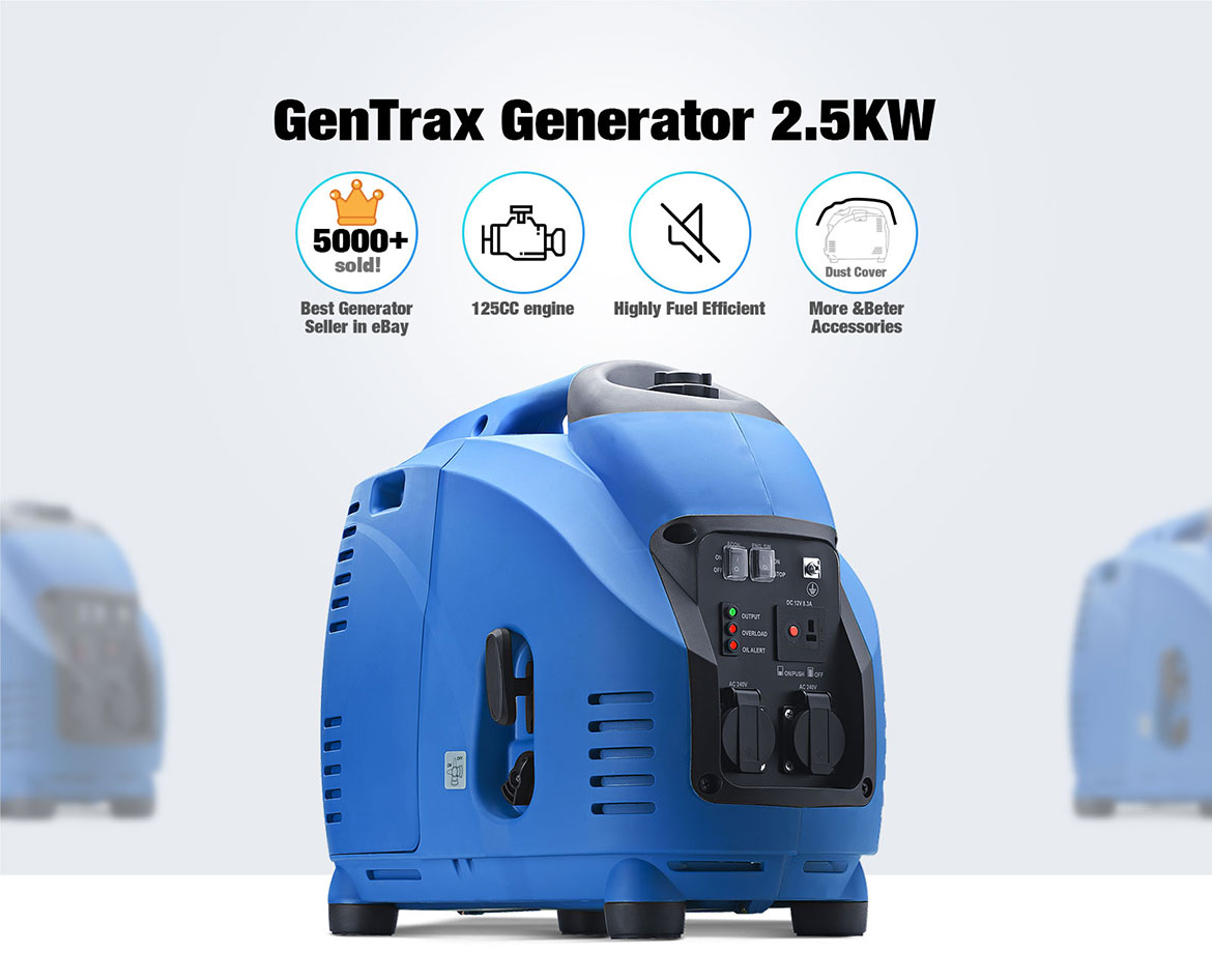 New gentrax inverter generator max 25kw rated 22kw pure sine new gentrax inverter generator max 25kw rated 22kw pure sine portable petrol asfbconference2016 Image collections