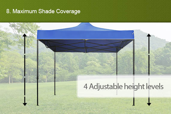 Outbaxcamping 8th Scenario Perfect Oasis Outdoor Gazebo