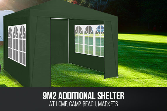 Outbaxcamping 9th Scenario Perfect Oasis Outdoor Gazebo