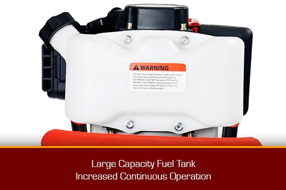 Outbaxcamping 6th Scenario 71cc ArmorBilt Petrol Post