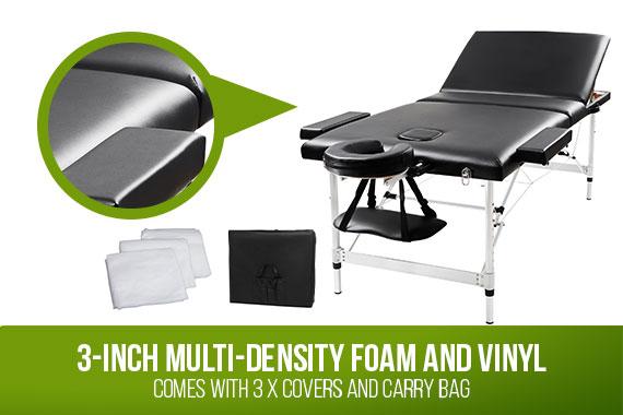 Outbaxcamping 6th Scenario Relaxpro Portable Aluminium Massage