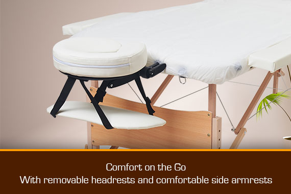 Outbaxcamping 4th Scenario Relaxpro Portable Wooden Massage