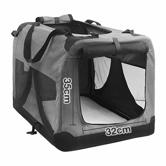 Outbaxcamping 2nd Scenario Large Portable Soft Pet